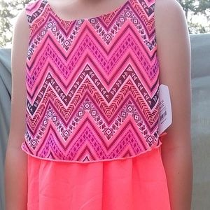 NWT girls dress size 6x